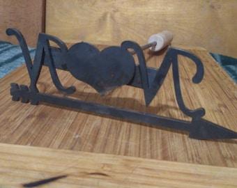 Metal steel iron