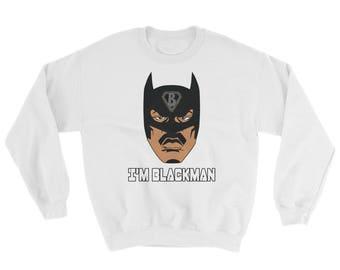 I'm BlackMan