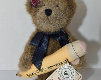 """8"""" Boyd's Bear - Miss Hathabeary"""