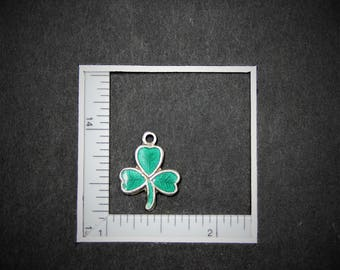 Lucky Clover Sterling Silver Charm from StoryTeller Charms 364