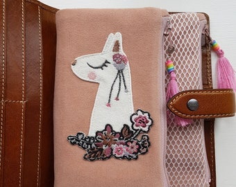 Double Pouch for Ring Planner