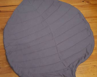 Leaf baby mat/rug/play mat