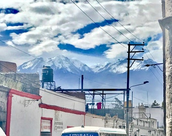 Streets of Arequipa