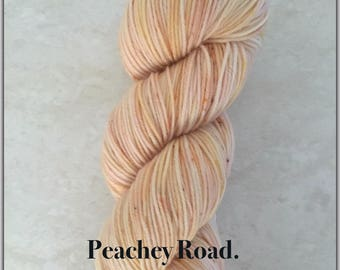 4Ply Hand Dyed Merino & Nylon Sock Yarn.