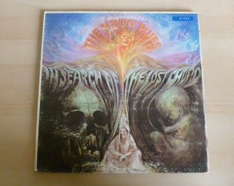 The Moody Blues In Search Of The Lost Chord Vinyl Record DES 18017 Deram Records 1968