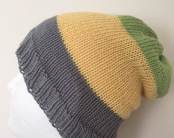 LGBTQ+ Lithromantic Pride Slouchy Hat