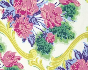 Caravelle Arcade   by Jennifer Paganelli for Free Spirit Fabrics PWJP096GREEN
