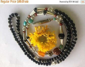 ON SALE Tigerwalla Tantrik 108 Bead Yoga Mala
