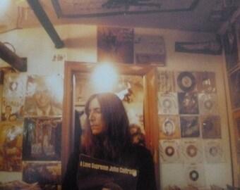 Patti Smith with A Love Supreme, New York, 2000 -- Laminated Mini Poster