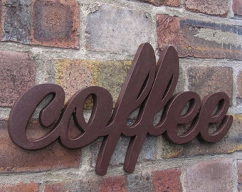 Kitchen Decor Wood Sign Coffee, Newcomers Gift, Kitchen decor, Cafe, Restarant, Handmade Wood Sign, Party Decor,Christmas gift