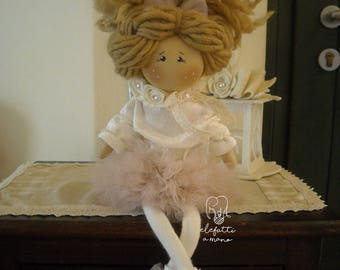 Baby doll dress toulle