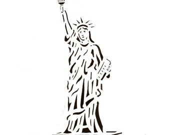 Limited edition poster statue of liberty - Design