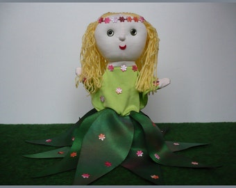 Nicky, the Spring Fairy