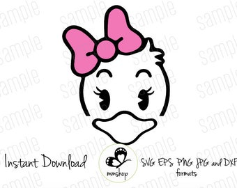 Baby Daisy- Instant Download - SVG FILES