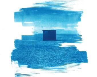 Cyanotype Print 03