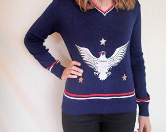 Eagle Nautical Sweater