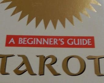 Tarot Reading Book, Swiss IJJ Tarot Card Book, Tarot, A Beginner's Guide to the Tarot, Illustrated Tarot Book, Fortune telling Book,