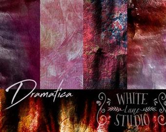 Dramatica Fine Art Textures, Photoshop Backgrounds