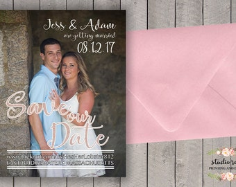 Save-The-Date Magnet, Save the Date, Invitaiton, Save the Date Card, Save the Date Calendar