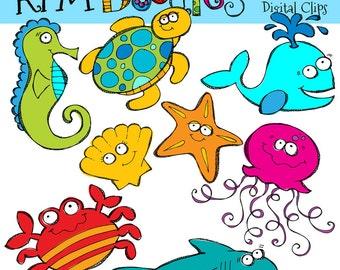 KPM Under the Sea Clip art