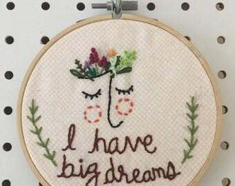 Big Dreams, Lil' Hoop