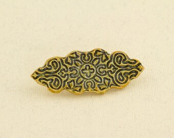 Ceramic Brooch | Handmade Jewelry | Brooch Pin | Ceramic Pin