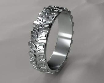 Jeep Bogger  tire ring