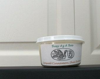 Sensual Cinnamon~Hand & Body Cream w/ Pure Essential Oils