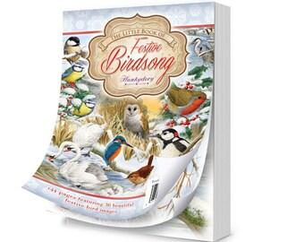 The Little Book of Festive Birds