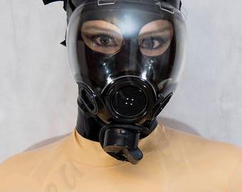 """Original US - MSA Millenium gas mask in size """"M"""""""