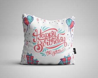 Happy Birthday Cushion Gift