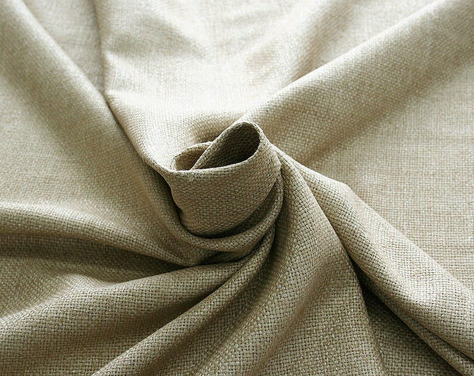 452008-natural Silk Rustic 100%, wide 135/140 cm, made in India, dry-washed, weight 312 gr