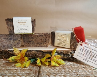 All Natural Soap, Relaxing Cocoa Swirl, Homemade Soap, Handmade Soap, Crafts, Wholesale, Bath and Beauty, Bath and Body, Buy Locally, Bath
