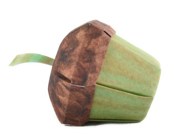 Acorn Box Papercrafting Kit
