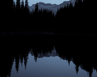 Shadow Lake -  Photography Print