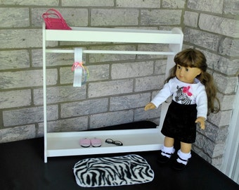Doll Clothes Rack - Larger Size