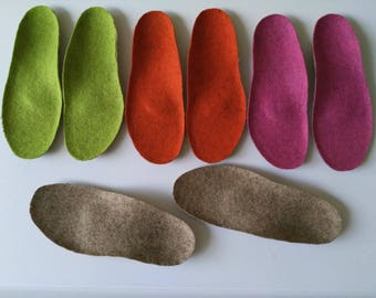 Worlds most comfortable orthotic Insole Canadian ethically hand molded and completely natural