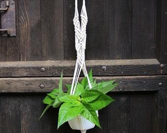 Suspension pour plante avec pot