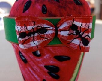 Watermelon #2: Stick-It-To-Me! Pin Cushion