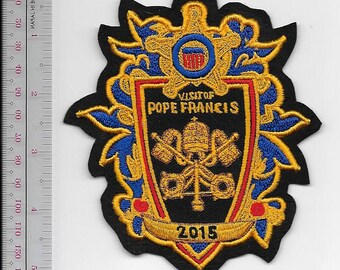 US Secret Service USSS Visit of Pope Francis 2015 Philadelphia, Washington DC & New York City black felt