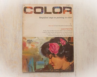"COLOR ""Simplified Steps to Painting in Color"" 