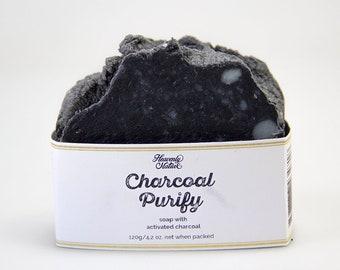 Charcoal Purify Soap