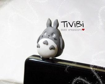 Totoro phone Dust Plug