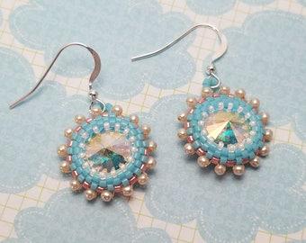 Pearlescent Skies Earrings