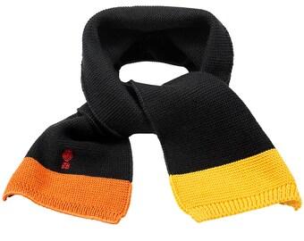 EB Kids Color Block Knit Winter Scarf Set