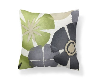Robert Allen Pure Petals 18u0027u0027x18u0027u0027 Decorative Pillow Cover