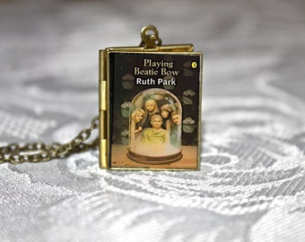 Playing Beatie Bow Book Locket