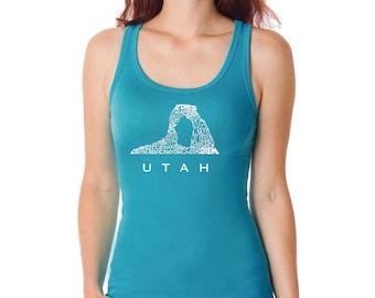 Women's Tank Top - UTAH