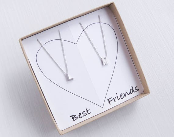 BFF Necklace Silver