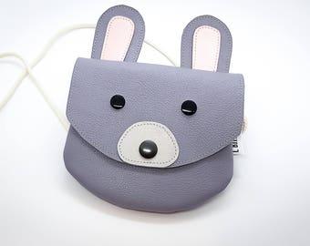 Girl Bunny bag